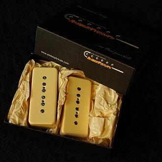琥珀色皮卡 90 经典面霜,适用于电吉他拾音器