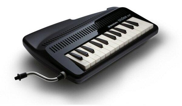 SUZUKI andes25F グロッシーブラック 新品 吹奏鍵盤リコーダー[スズキ,鈴木楽器][アンデス][25key,25鍵盤][Black,黒][鍵盤ハーモニカ]