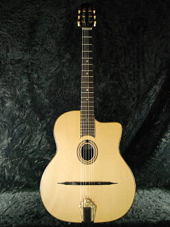 ARIA MM-85新货makaferigita Gig Bag礼物!![抒情曲][Maccaferri Guitar]