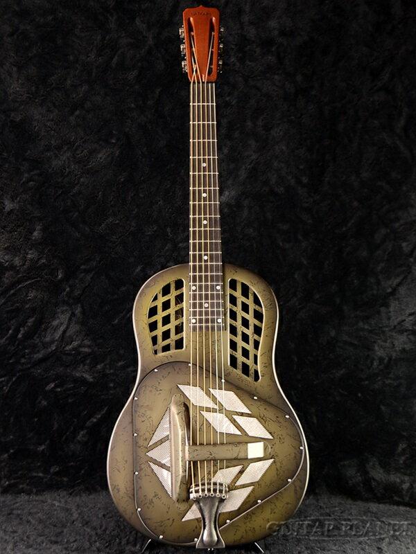 National NRP Tricone B-Series Black Rust 12F 新品 リゾネーター[ナショナル][Resonator][ブラックラスト,黒][Acoustic Guitar,アコースティックギター]