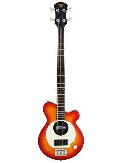 Pignose PGB-200 CS樱桃太阳爆裂新货放大器内置基础[pigunozu][Cherry Sunburst][短的规模][Electric Bass,电子吉他基础]