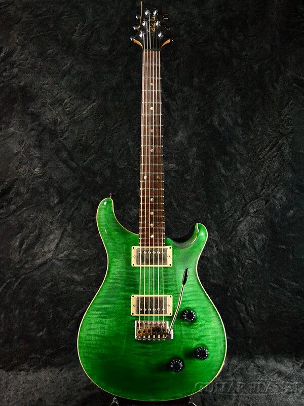 【中古】Paul Reed Smith CE-22 Maple -Emerald Green- 2002年製[ポールリードスミス,PRS][エメラルドグリーン,緑][Electric Guitar,エレキギター][CE22]【used_エレキギター】