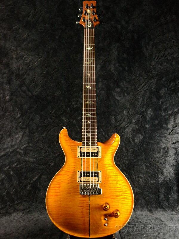 【中古】Paul Reed Smith Custom 1995 Santana I''Numbered'' -Santana Yellow- 1995年製[ポールリードスミス,PRS][サンタナ][イエロー,黄][Electric Guitar,エレキギター]【used_エレキギター】
