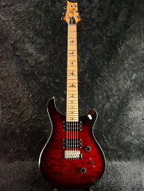 【限定品】Paul Reed Smith SE Custom 24 Roasted Maple LTD -Fire Red Burst- 新品[ポールリードスミス,PRS][カスタム][Limited][レッド,赤][Electric Guitar,エレキギター]