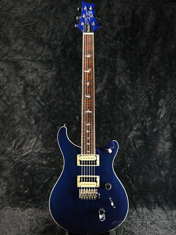 Paul Reed Smith SE Standard 24 Translucent Blue 新品[ポールリードスミス,PRS][SEスタンダード][トランスルーセントブルー,青][Electric Guitar,エレキギター]