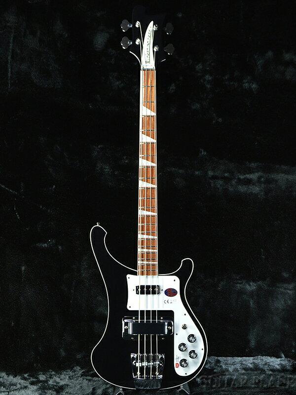 Rickenbacker 4003 JG 新品 Jetglo[リッケンバッカー][ジェットグロー][Black,ブラック,黒][Electric Bass,エレキベース]