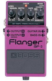 BOSS BF-3 新品 Flanger[ボス][エフェクター,Effector][フランジャー][ベース用]