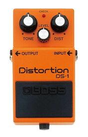 BOSS DS-1 新品 Distortion[ボス][エフェクター,Effector][ディストーション]