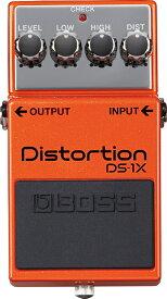 BOSS DS-1X 新品 Distortion [ボス][DS1X][ディストーション][エフェクター,Effector]