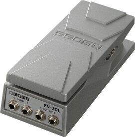 BOSS FV-30L 新品[ボス][ローインピーダンス][Low Impedance][Volume Pedal,Mini,ミニ,ボリュームペダル][Effector,エフェクター][FV30L]