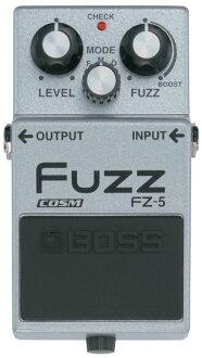 BOSS FZ-5新货Fuzz[老板][效应器,Effector][大音阶第四音大音阶第四音][COSM]