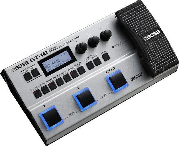 【純正アダプター付】BOSS GT-1B 新品 Bass Multiple Effects [ボス][Bass,ベース用][マルチエフェクター]