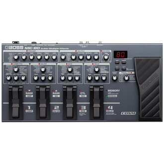 BOSS ME-80 brand new Guitar Multiple Effects [boss] and [ME80] Multi Effector, multi-effects processor
