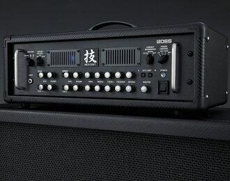 老板 WAZA Amp 新吉他放大器头 [老板] [艺术工艺,技能,4 通道,4 通道 [吉他放大器]