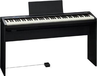 罗兰 FP-30 数码钢琴全新黑色 [罗兰] 和 [内置扬声器] [黑色,黑色] [数码钢琴、 数码钢琴] [键盘,键盘] [FP30] [KSC-70]