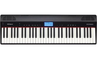 Roland GO-61P GO:PIANO新货键盘[乐兰][前进钢琴][61键盘][keyboard]