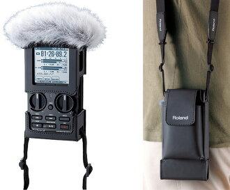 罗兰 OP-R26CW 新 r 26 只设置封面/挡风玻璃 [罗兰] [封面] 风屏幕录像机