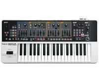 【送料無料】RolandSH-01GAIA37鍵盤新品Synthesizer[ローランド][バーチャルアナログシンセサイザー][Keyboard,キーボード][37key]