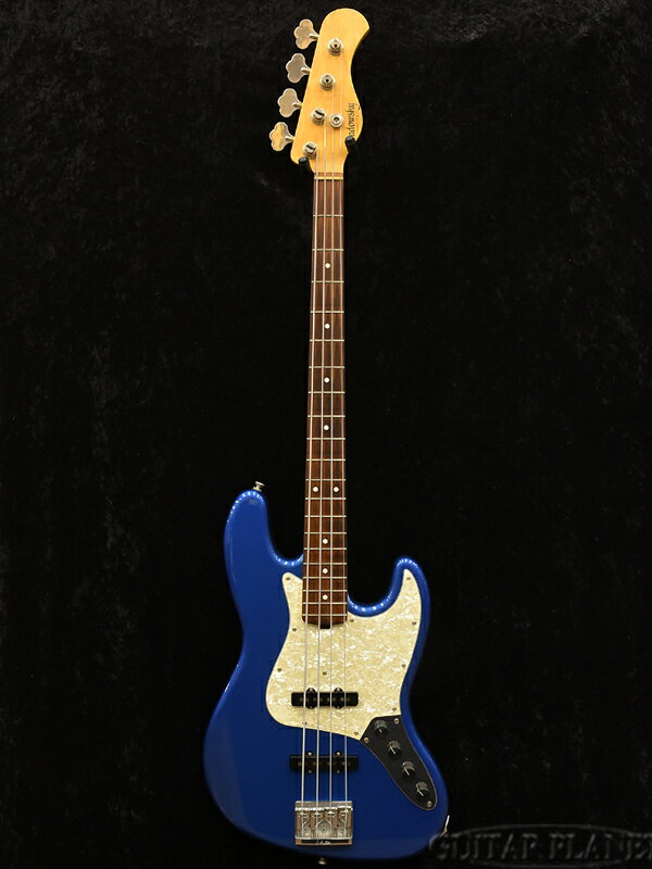 【中古】Sadowsky Tokyo RA-4 -Corsica Blue Mica-[サドウスキー][ブルー,青][JB,Jazz Bass,ジャズベースタイプ][Electric Bass,エレキベース]【used_ベース】
