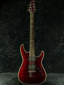【中古】SCHECTER AD-C-1-HR Hellraiser C-1 -Black Cherry- 2011年製[シェクター][Red,ブラックチェリー,赤][Electric Guitar,エレキギター]【used_エレキギター】