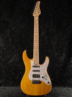 BH-I-STD-24 신품 앰버 [シェクター] [BHI, STD24] [Stratocaster, ストラトキャスタータイプ] [AMB, Amber] [Electric Guitar, 일렉트릭 기타]
