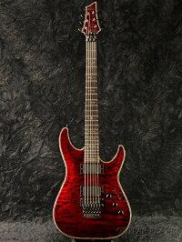 【送料無料】SchecterHELLRAISERAD-C-1-FR-HRBlackCherry新品[シェクター][ダイヤモンドシリーズ][ヘルレイザー][ブラックチェリー,赤][Stratocaster,ストラトキャスタータイプ][ElectricGuitar,エレキギター]