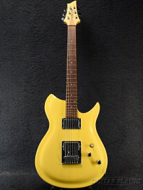 【中古】Schecter American Series CA(California) -Brond- 2012年製[シェクター][Yellow,イエロー,黄][Guitar]【used_エレキギター】