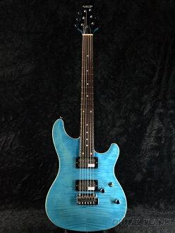Schecter RJ-1-24-VTR-AQB-신품 [シェクター] [국산] [Aqua Blue, 아쿠아 블루, 파랑] [Stratocaster, ストラトキャスタータイプ] [Electric Guitar, 일렉트릭 기타]