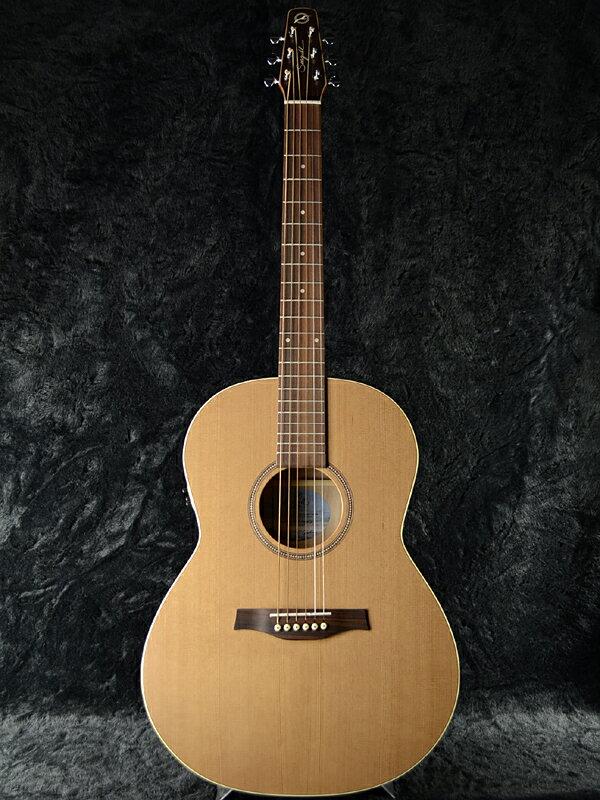 Seagull Coastline S6 Folk Cedar Quantum 新品[シーガル][クァンタム][コーストライン][Natural][エレアコ,アコギ,アコースティックギター,Acoustic Guitar]