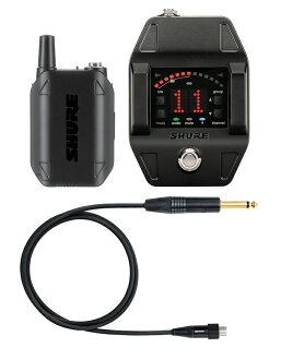 舒尔 GLXD16 全新吉他踏板无线系统 [舒尔]、 [身体包类型] [无线话筒]