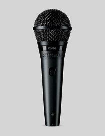 【正規品】SHURE PGA58-XLR ボーカル用ダイナミックマイク 新品[シュアー][PGA58XLR][PGA58 XLR][Dynamic Microphone]