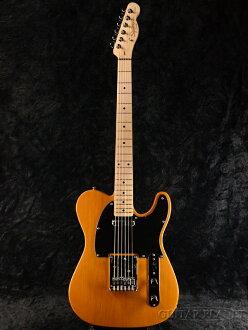 Squier Affinity Telecaster BTB 신품 버터 스카치 블론드[스크와이야][텔레 캐스터, TL][Butterscotch Blonde][일렉트릭 기타, Electric Guitar]