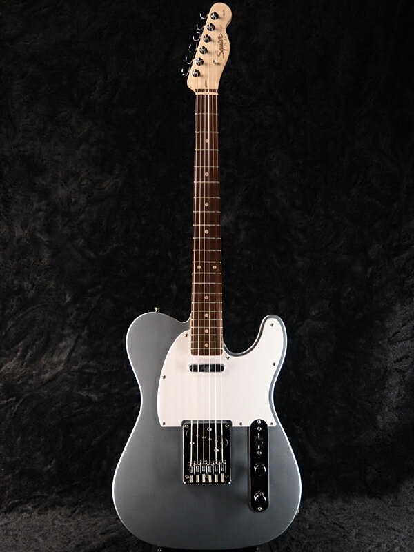 Squier Affinity Telecaster Slick Silver 新品[スクワイヤー][アフィニティー][スリックシルバー,銀][TL,テレキャスター][Electric Guitar,エレキギター]