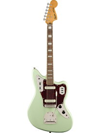 Squier Classic Vibe 70s Jaguar -Surf Green- 新品 サーフグリーン[スクワイヤー][ジャガー][緑][Electric Guitar,エレキギター]