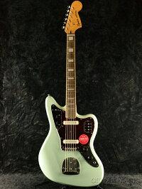 SquierClassicVibe70sJaguar-SurfGreen-新品サーフグリーン[スクワイヤー][ジャガー][緑][ElectricGuitar,エレキギター]