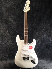 Squier Affinity Stratocaster OLW 新品 オリンピックホワイト[スクワイヤー][ストラトキャスター][Olympic White,白][エレキギター,Electric Guitar]