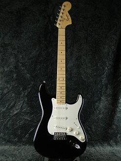 Squier Affinity Stratocaster Black/Maple 신품 블랙[스크와이야][스트라트캐스타][흑][Electric Guitar, 일렉트릭 기타]