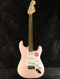 Squier FSR Affinity Stratocaster SHP 新品 シェルピンク[スクワイヤー][ストラトキャスター][Shell Pink][エレキギター,Electric Guitar]