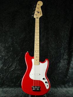 Squier Bronco Bass TRD 신품 토리노 레드 [スクワイヤー] [야생마] [바로 저울, Short Scale] [Torino Red, 빨강] [Electric Bass, 일렉트릭 베이스]