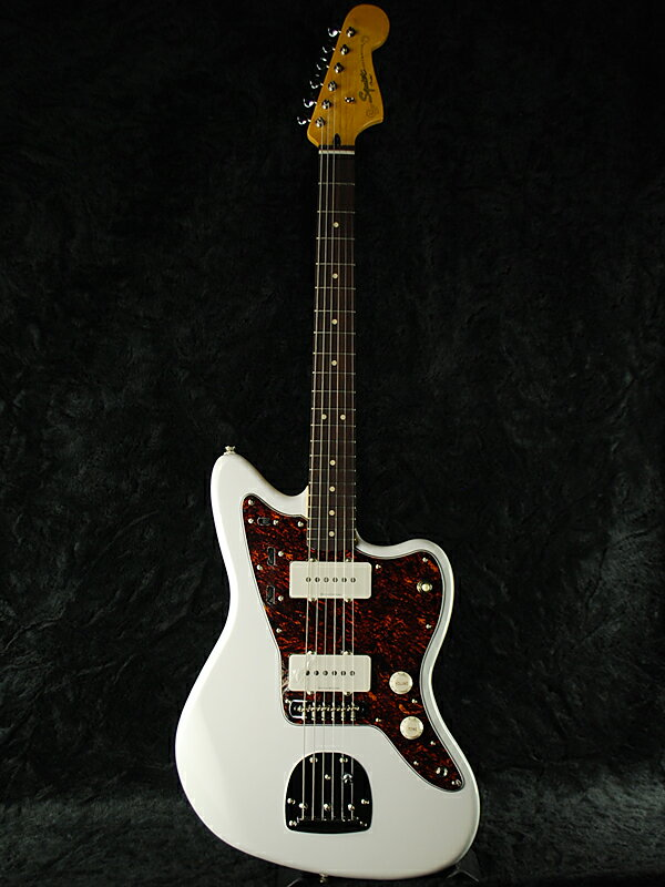 Squier Vintage Modified Jazzmaster OWT 新品 オリンピックホワイト [スクワイヤー][Olympic White,白][JM,ジャズマスター][エレキギター,Electric Guitar]
