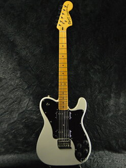 Squier Vintage Modified Telecaster Deluxe OWT 신품 [スクワイヤー] [올림픽 화이트, 화이트] [텔 레 캐스터 스탠다드] [Electric Guitar, 일렉트릭 기타]