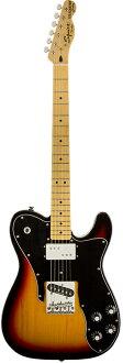 Squier Vintage Modified Telecaster Custom 3 TS신품 삼바-파업[스크와이야][텔레 캐스터][Sunburst][TL, 텔레 캐스터][Electric Guitar, 일렉트릭 기타]