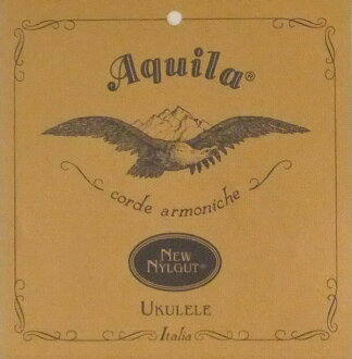 AQUILA 13U New Nylgut tenor ukulele chord (Wound/C) [Aquila] and [new Nile GATT] and Tenor Ukulele Strings