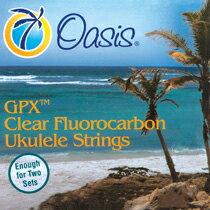 Oasis UKE-8101 Carbon Ukulele Strings Warm Low-G SOP/CON/TEN[ウクレレ弦セット]
