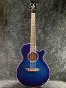 Takamine PTU121C DBS ~Deep Blue Sunburst~ 新品[タカミネ][国産][ディープブルーサンバースト,青][Electric Acoustic Guitar,アコー…