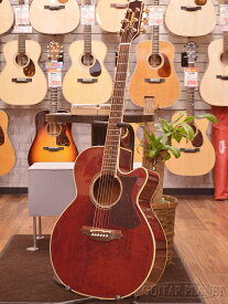 【中古】Takamine TDP500SP 2007年製[タカミネ][国産][Wine Red,ワインレッド][Electric Acoustic Guitar,アコースティックギター,エレアコ]【used_アコースティックギター】