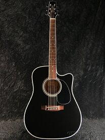 【中古】Takamine EF341SC[タカミネ][国産][Black,ブラック,黒][Electric Acoustic Guitar,アコースティックギター,エレアコ]【used_アコースティックギター】