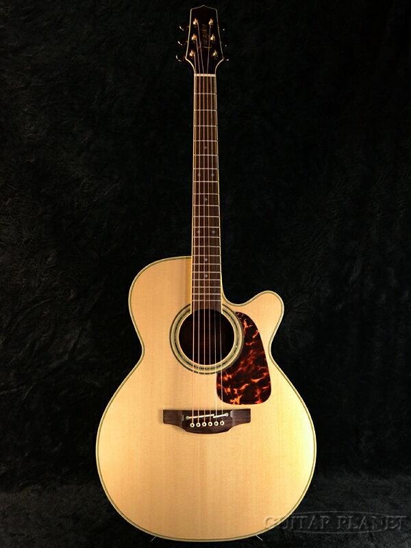 【デュアルPU搭載】Takamine 500CUSTOM (DMP541C-DC N Style) 新品[タカミネ][国産][Natural,ナチュラル][Electric Acoustic Guitar,アコースティックギター,エレアコ]