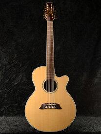 Takamine PTU141C-12 N 新品 ナチュラル[タカミネ][国産][Natural][12弦,12string][Electric Acoustic Guitar,アコースティックギター,エレアコ]