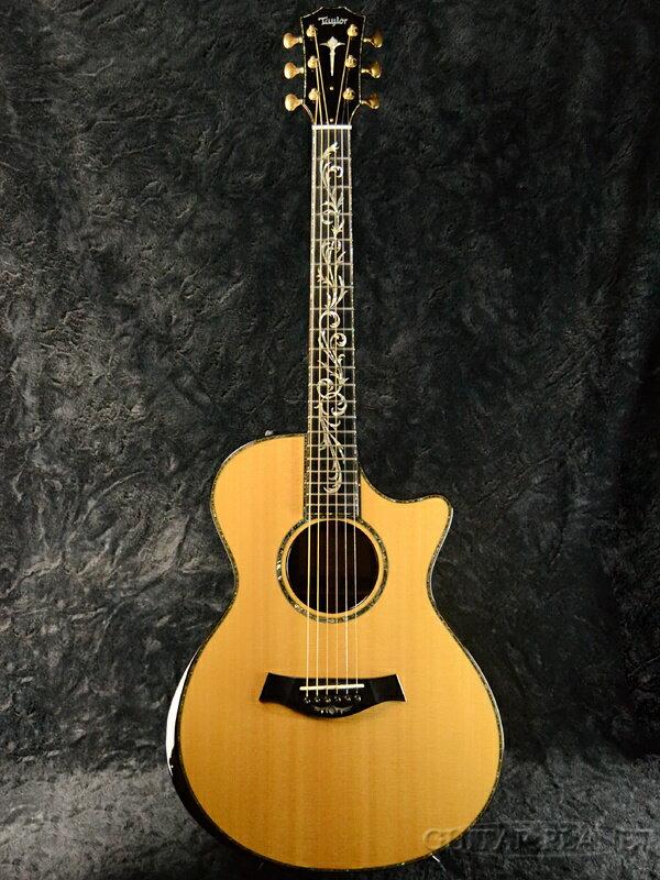 【中古】Taylor PS12ce 2011年製[テイラー][Natural,ナチュラル][ココボロ][ピックアップ搭載][Acoustic Guitar,アコースティックギター,アコギ,Folk Guitar,フォークギター]【used_アコースティックギター】